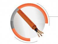 <p>Federal Cu/MICA/LSHF/LSHF Fire Resistant Cable</p>